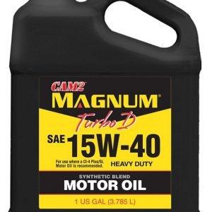 CAM2 MAGNUM TURBO D 15W40 C14 PLUS/SL 3/1G