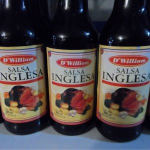 Salsa Inglesa de D´William