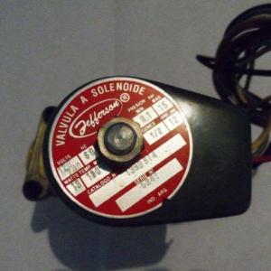 Válvula Solenoide 1/2 Marca: Jefferson Dual Volts 120 – 240